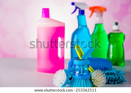 Washing, cleaning theme