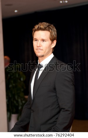 WASHINGTON - APRIL 30: Actor Ryan Kwanten arrives at the White House Correspondents Dinner April 30, 2011 in Washington, D.C.