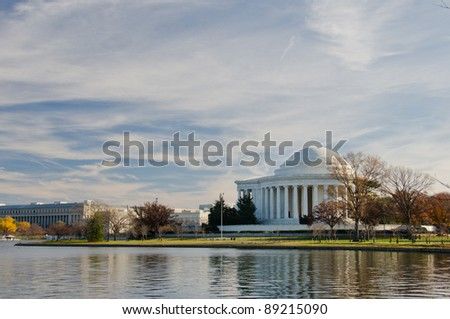 Washington DC - Thomas Jefferson Memorial