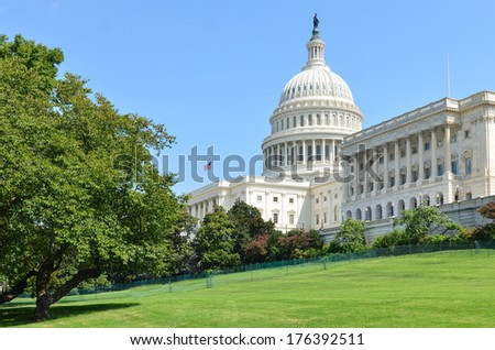 Washington DC - US Capitol Building