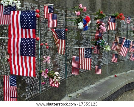 Washington State Vietnam War Memorial