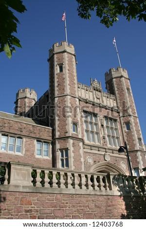 Washington University in St. Louis - stock photo