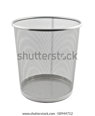 Wastepaper Basket Classy Waste Paper Basket Stock Images Royaltyfree Images & Vectors Design Ideas