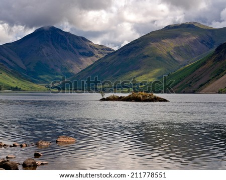 Wastwater, Cumbria, UK
