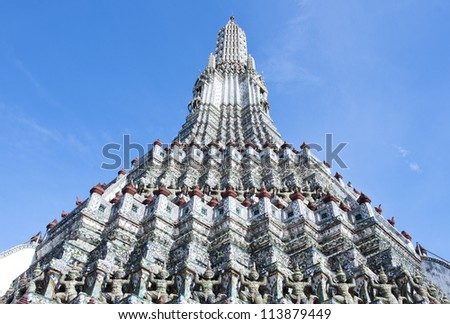 Wat Arun - stock photo