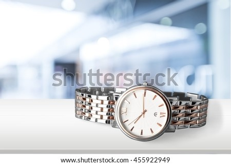 Watch. - stock photo