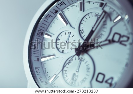 Watch, Instrument of Time, Wristwatch.