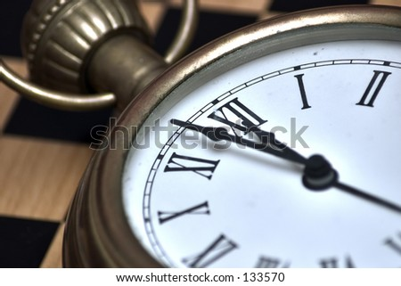 Watch Series: time is ticking - stock photo