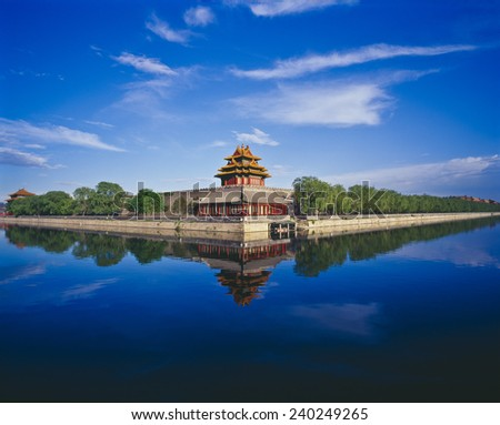 Watchtower of the Forbidden City