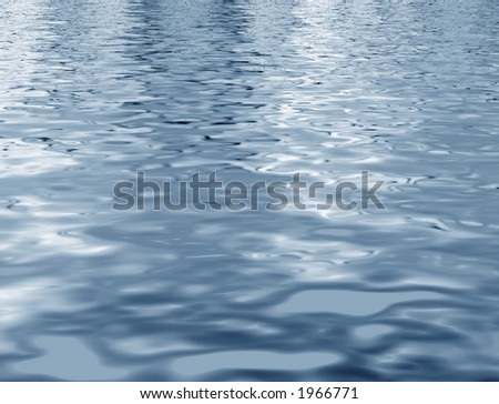 Water abstract for backgrounds