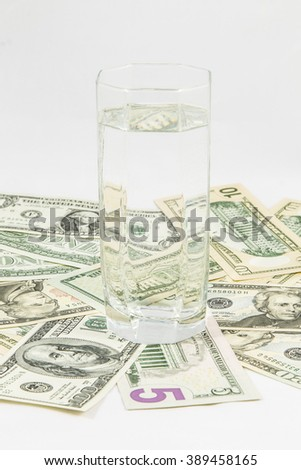Water and money