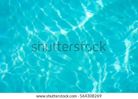 Water background abstract