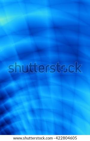 Water blue template wallpaper design - stock photo