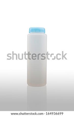 Water bottle on isolate background  - stock photo