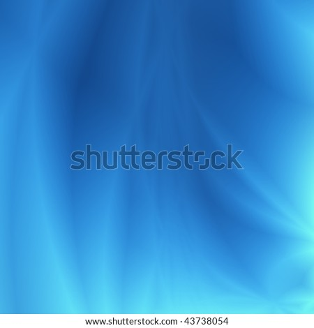 Water card blue abstract stream wallpaper background - stock photo