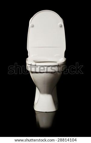 water closet - stock photo