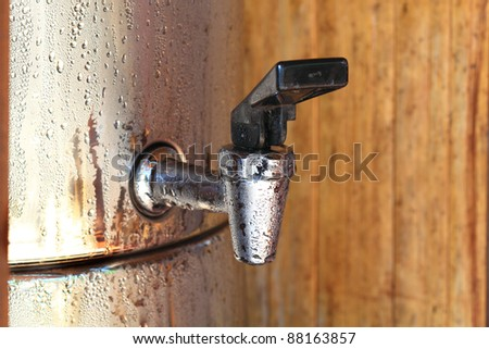 Water Cooler - stock photo