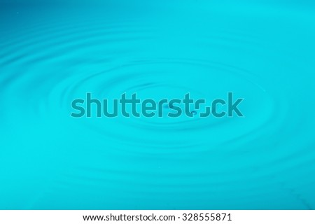 Water droplets background - stock photo
