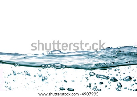 water drops #39 - stock photo