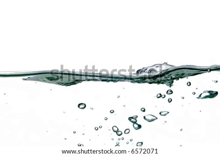 water drops #19 - stock photo