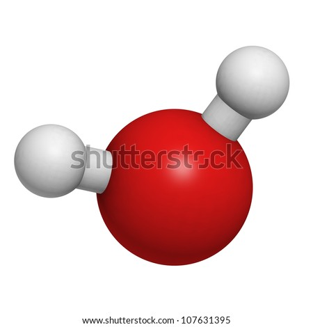 H2o Molecule Stock Images, Royalty-Free Images & Vectors ...
