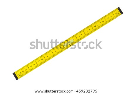 Water level isolated on a white background. Tools series.