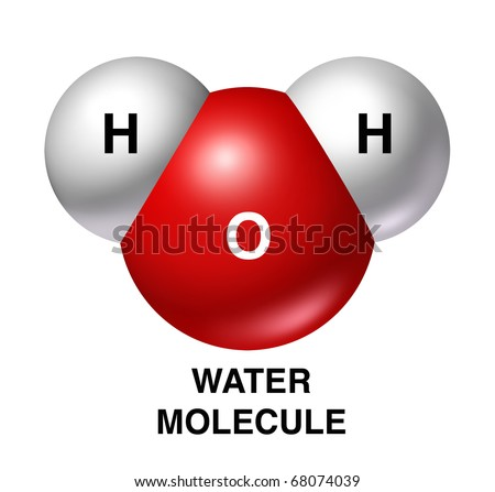 Stock Images similar to ID 65404180 - methane molecules ...