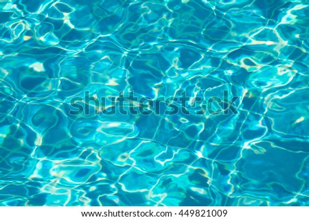 Water Pool Pattern Background.