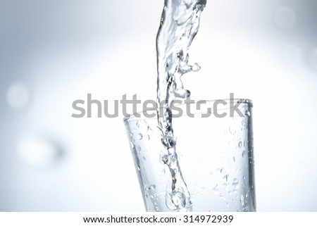 Water problems - stock photo