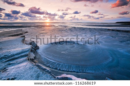 water source - stock photo