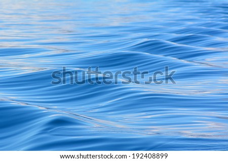 Water surface of the sea abstract background texture. - stock photo