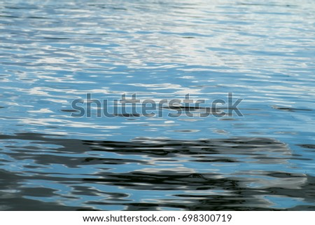water surface ripples waves calm texture