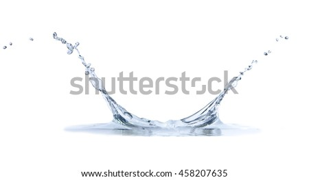 Water Surface Splash