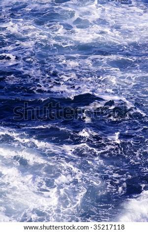 Water texture - stock photo