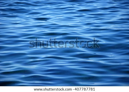 Water texture, sea background