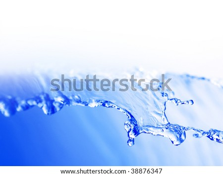 water wave; shallow (DOF)