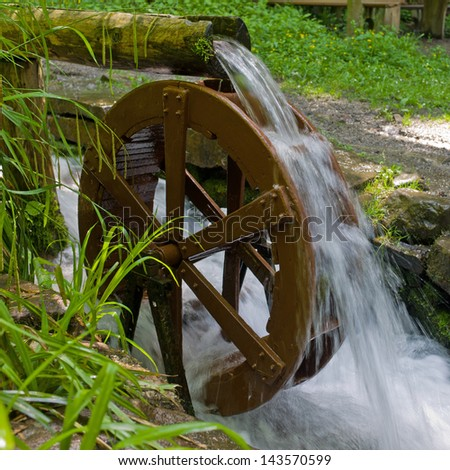 Water Wheel Stock Images Royalty Free Images Amp Vectors