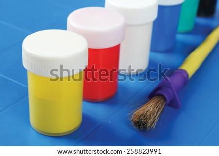 watercolor - stock photo