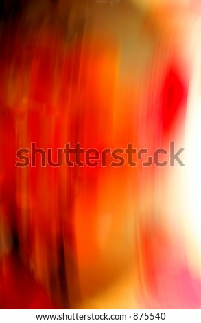 Watercolor Abstract - stock photo