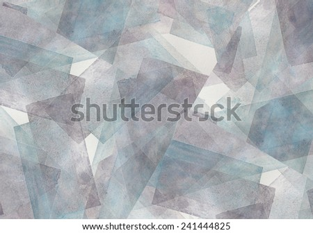 Watercolor abstract violet backdrop - stock photo