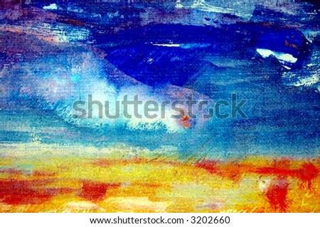 watercolor tempera mixed media background painted stock photo