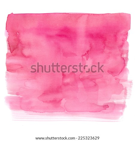 Watercolor background for textures. Abstract watercolor background - stock photo