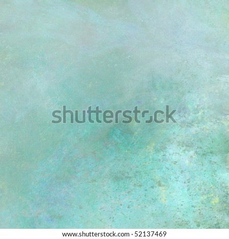 Watercolor Blue Stone Textured Abstract Background