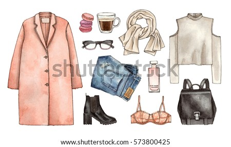 Fashionable dresses pics drawings