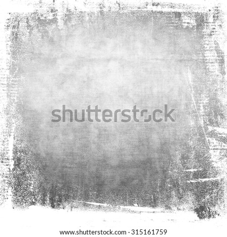 watercolor painted wall texture old paper grunge background - stock photo