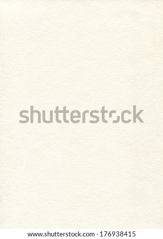 Watercolor paper crumbly texture. High resolution. - stock photo