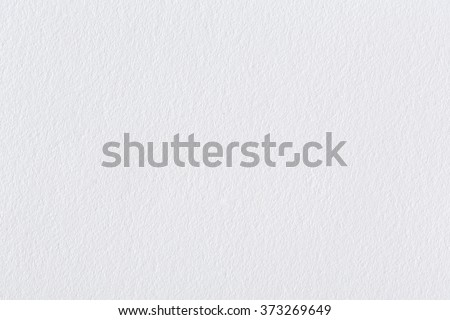 Watercolor paper texture. - stock photo