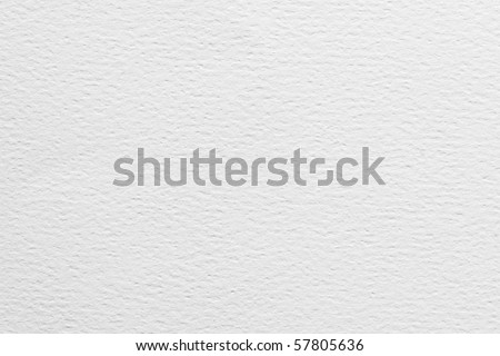watercolor paper texture - stock photo