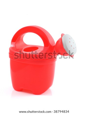 Watering-can - stock photo