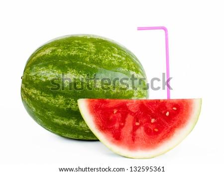 Watermelon - stock photo